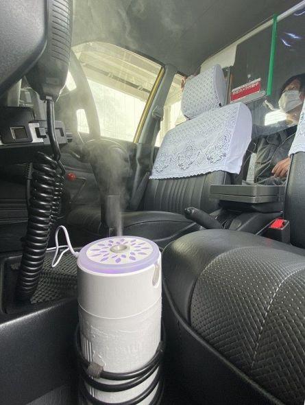 タクシー コロナ