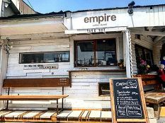 empire coffee stand